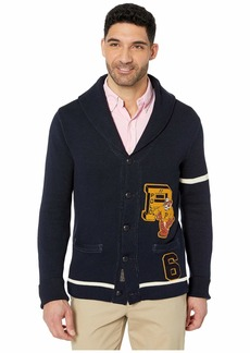 Ralph Lauren Polo Grays Hall Shawl Cardigan