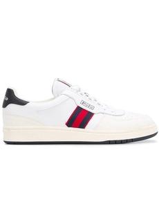 Ralph Lauren Polo grosgrain tab low-top sneakers