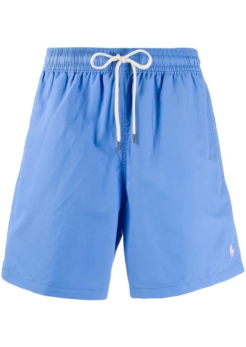 Ralph Lauren Polo Hawaiian swim shorts