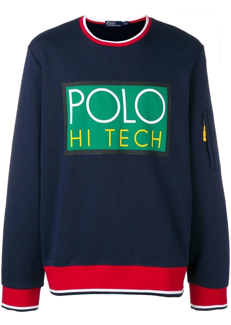 Ralph Lauren Polo Hi Tech sweatshirt