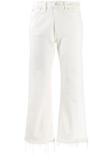 Ralph Lauren: Polo high-rise flared jeans