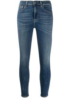 Ralph Lauren: Polo high-rise skinny jeans