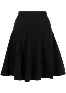 Ralph Lauren: Polo high-waisted flared skirt