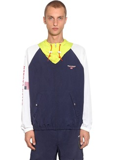 Ralph Lauren Polo Hooded Light Nylon Jacket