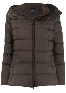 Ralph Lauren: Polo hooded padded jacket