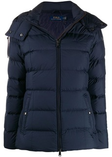 Ralph Lauren: Polo hooded puffer jacket