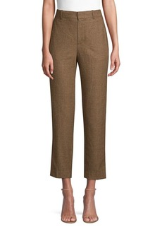 Ralph Lauren: Polo Houndstooth Slim Leg Trousers