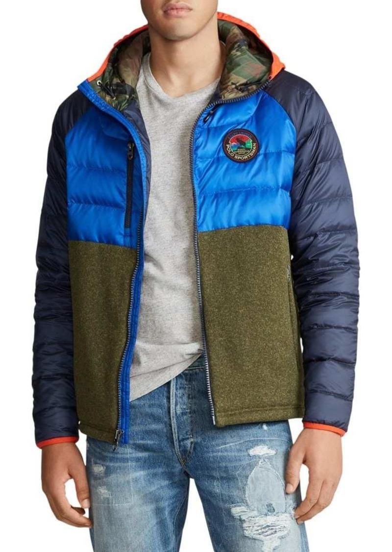 Ralph Lauren Polo Hybrid Down Jacket