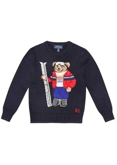 Ralph Lauren: Polo Intarsia cotton and wool sweater
