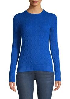Ralph Lauren: Polo Julianna Cotton Sweater