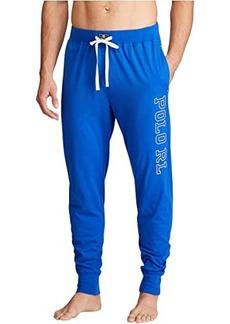 Ralph Lauren Polo Knit Jersey Jogger Pants