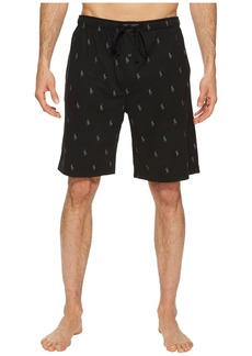 Ralph Lauren Polo Knit Sleep Shorts