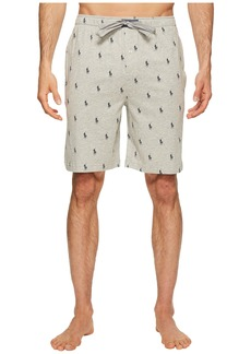 Ralph Lauren Polo Knit Sleep Shorts