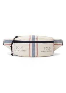 Ralph Lauren Polo Laundry-Stripe Fanny Pack