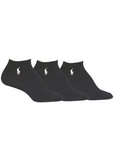 Ralph Lauren: Polo Lauren Ralph Lauren Women's 3-Pk. Super-Soft Low-Cut Socks