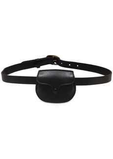 Ralph Lauren: Polo Leather Belt Bag