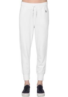 Ralph Lauren: Polo Light Cotton Blend Sweatpants
