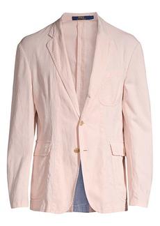 Ralph Lauren Polo Linen Blend Sportcoat