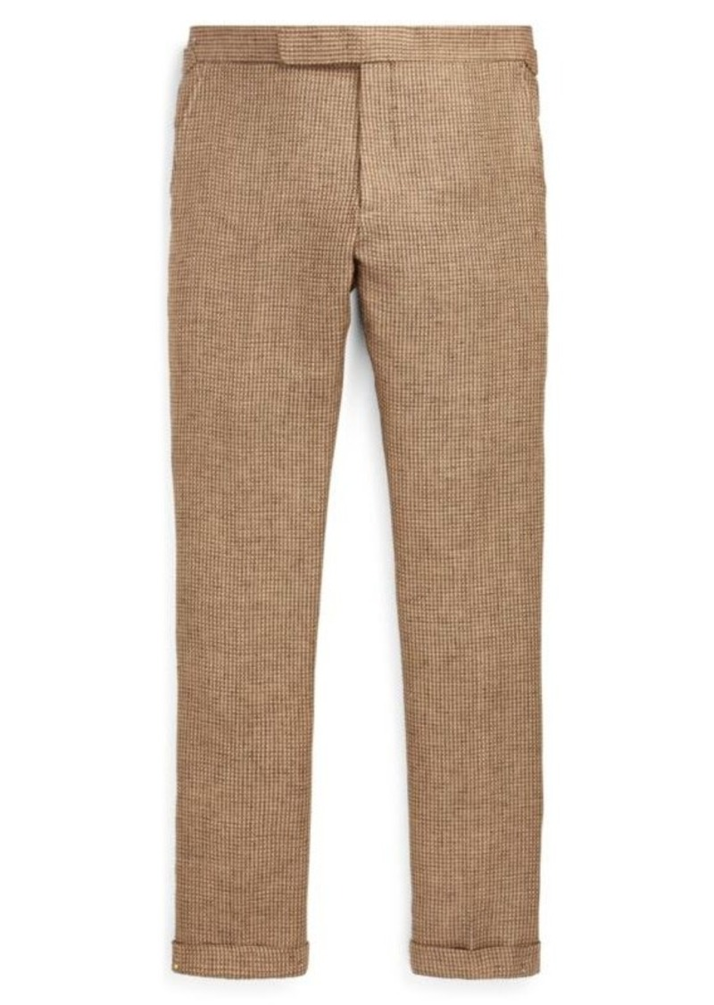 Ralph Lauren Polo Linen Suit Trouser