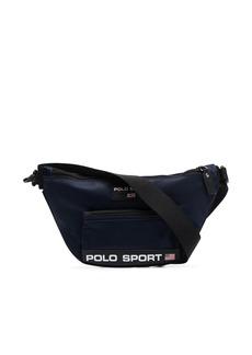 Ralph Lauren Polo logo-appliqued cross body bag
