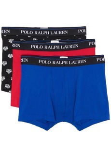Ralph Lauren Polo logo boxer pack