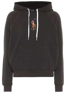 Ralph Lauren: Polo Logo cotton-blend fleece hoodie