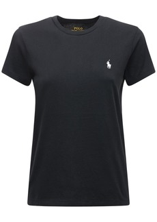 Ralph Lauren: Polo Logo Cotton Jersey T-shirt