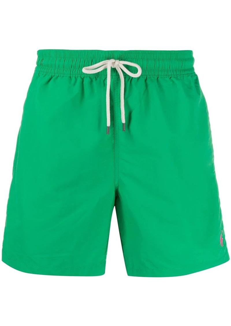Ralph Lauren Polo logo detail swim shorts