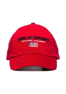 Ralph Lauren Polo logo embroidered baseball cap