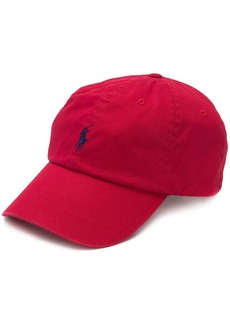 Ralph Lauren Polo logo embroidered cap