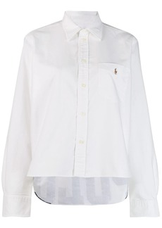 Ralph Lauren: Polo logo embroidered shirt