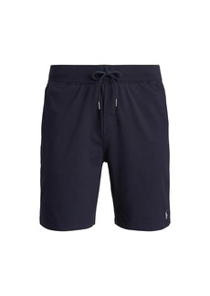 Ralph Lauren Polo Logo-Embroidered Shorts