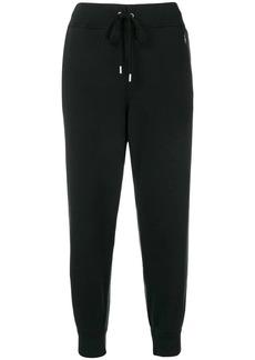 Ralph Lauren: Polo logo embroidered sweatpants