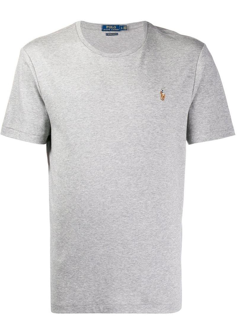 Ralph Lauren Polo logo embroidered T-shirt