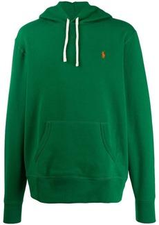 Ralph Lauren Polo logo embroidery hoodie