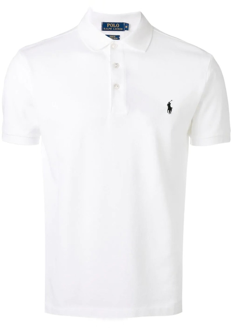 Ralph Lauren Polo logo embroidery polo shirt