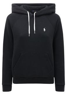 Ralph Lauren: Polo Logo Jersey Sweatshirt Hoodie