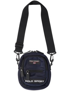 Ralph Lauren Polo Logo Nylon Belt Bag