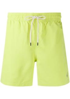Ralph Lauren Polo logo patch swim shorts