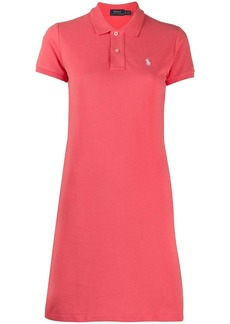 Ralph Lauren: Polo logo polo dress