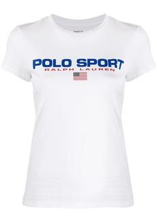 Ralph Lauren: Polo logo print T-shirt