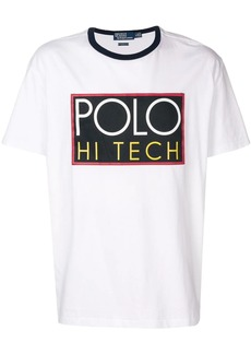 Ralph Lauren Polo logo printed T-shirt