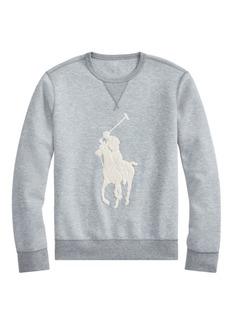 Ralph Lauren Polo Logo Roundneck Sweatshirt