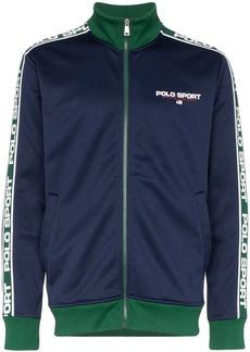 Ralph Lauren Polo logo-stripe sweatshirt