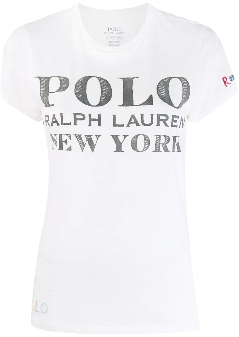 Ralph Lauren: Polo logo T-shirt