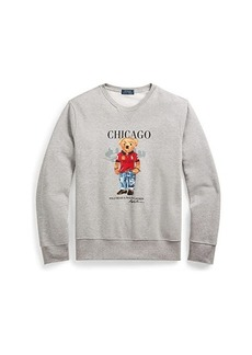 Ralph Lauren Polo London Bear Fleece Sweatshirt