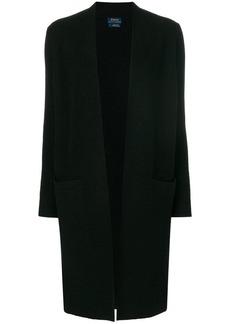 Ralph Lauren: Polo long open cardigan