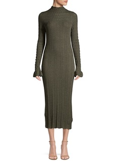 Ralph Lauren: Polo Long Sleeve Casual Dress