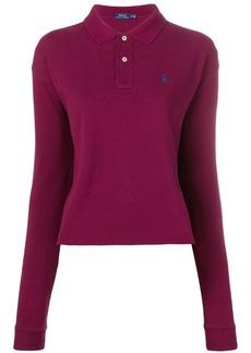 Ralph Lauren: Polo long sleeve polo shirt