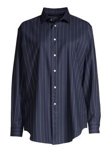 Ralph Lauren: Polo Long-Sleeve Striped Shirt